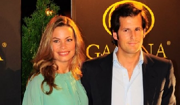 Carla Goyanes and Jorge Benguria Party