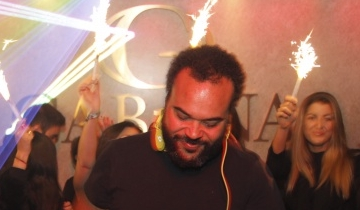Carlos Jean - Live Session Gabana