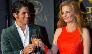 Despedida solteros Olivia de Borbón y Julián Porras