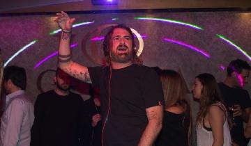 JP Candela in Gabana Club
