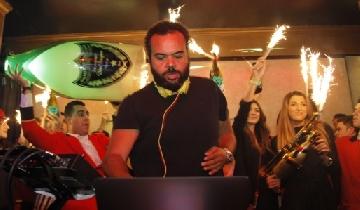 Carlos Jean Live Session en Gabana