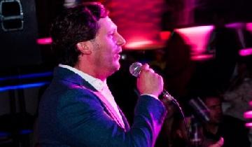 Juan Peña en Gabana Club