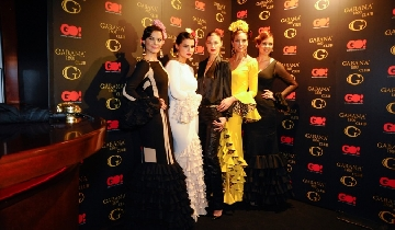 Laura Sánchez - Moda Flamenca