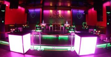 Reserva mesas VIP