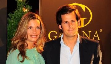 Despedida de solteros de Carla Goyanes y Jorge Benguria