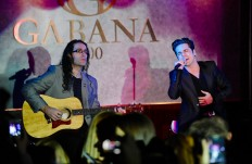 DAVID BUSTAMANTE'S CONCERT