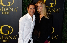 JULIO IGLESIAS JR AND CHARISSE VERHAERT'S STAG PARTY