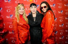 ROSSY DE PALMA IN SESSION - RED PARTY