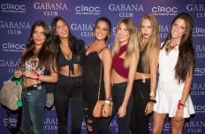 BIMBA BOSÉ Y MARÍA REYES EN GABANA CLUB
