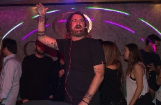 JP CANDELA IN GABANA CLUB
