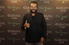 Dj Carlos Jean at Gabana Club